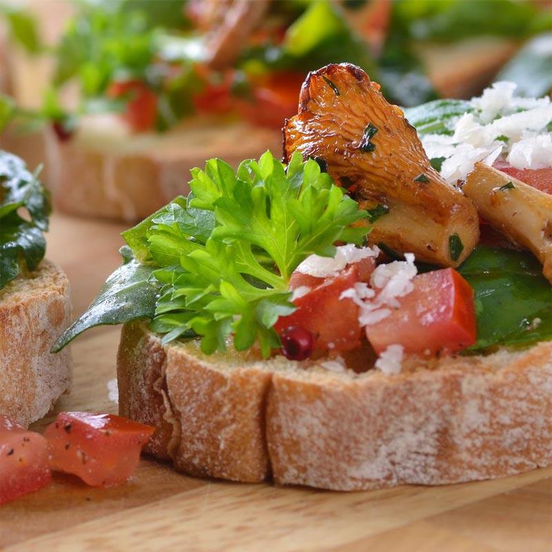 saisonale Köstlichkeit - Steinpilz Brot
